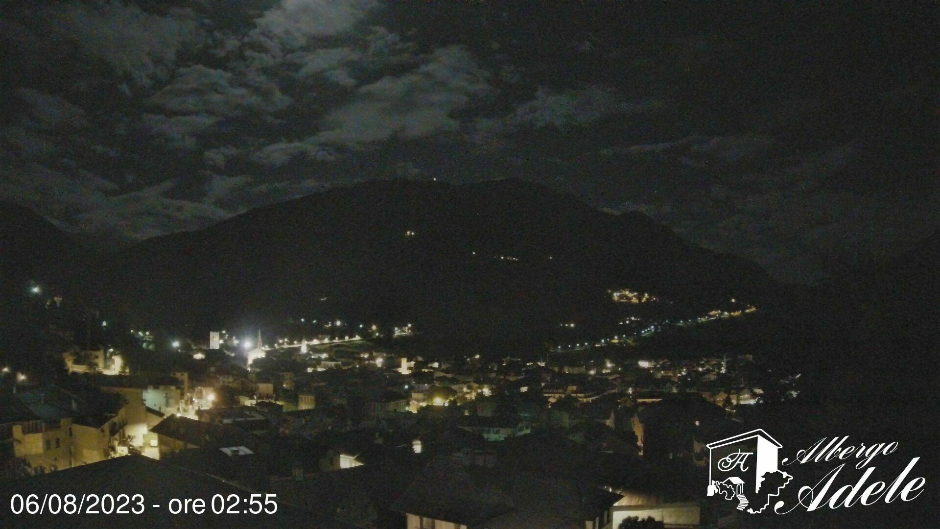 Webcam Panoramica Bormio Alta Valtellina
