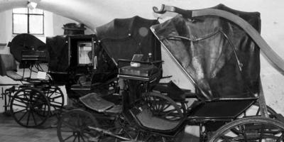 museo civico - carrozze