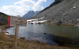 Escursione al Lago del Mot